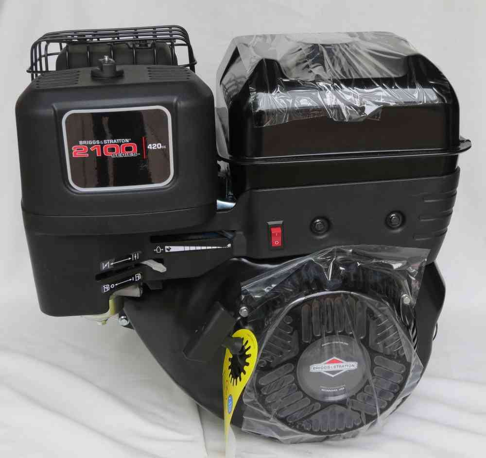 briggs stratton benzinmotor 4 takt 13 8 ps kartmotor mit h und e starter ebay. Black Bedroom Furniture Sets. Home Design Ideas